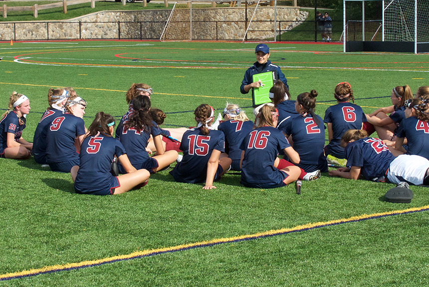 Field Hockey Players Earn Spot on National Academic Squad
